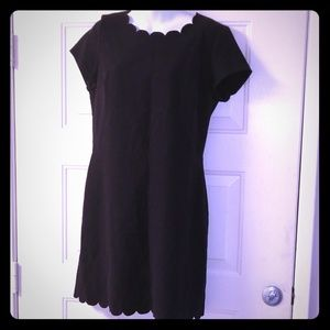Maison Jules Baguette dress Midi black size 12